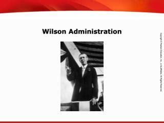 Essay on Woodrow Wilson - 1285 Words Bartleby