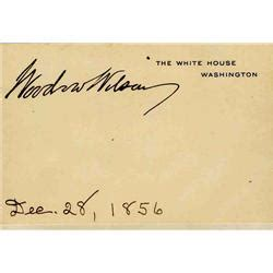 Essay by Woodrow Wilson on Science of Administration